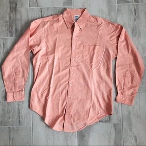 Brooks Brothers Makers Button Down Shirt USA